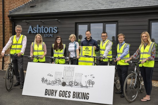 Bury Goes Biking - small